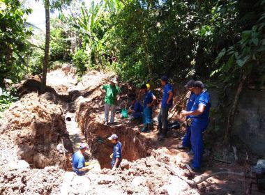 Prefeitura de Porto Seguro multa Embasa em R$ 1 mi por extravasamento de esgoto em rio
