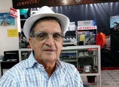 Desaparecimento do ex-prefeito de Valença completa 4 dias; polícia não tem novidades