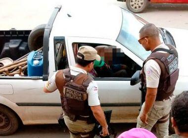 Sargento da reserva é assassinado a tiros dentro de carro em Barreiras