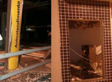 Maracani: Quadrilha faz reféns em ação que explodiu agência e posto bancário