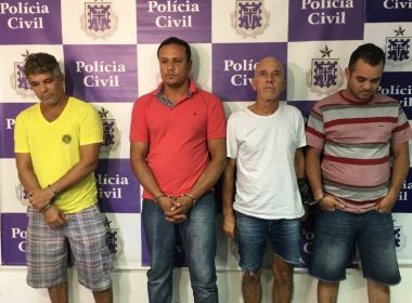 Valença: Quadrilha que sequestrou ex-prefeito foi presa dividindo resgate em churrascaria