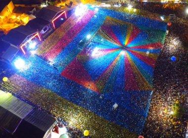 Irecê: Wesley Safadão leva mais de 70 mil em primeira noite do São João