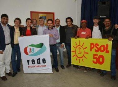 Psol e Rede lançam chapa de pré-candidatura à prefeitura de Vitória da Conquista