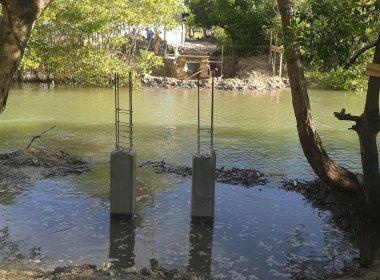 Vera Cruz: Moradores acusam obra em área de preservação ambiental
