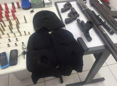 Bom Jesus: Assaltantes de banco em Sítio do Mato são mortos em confronto com a polícia