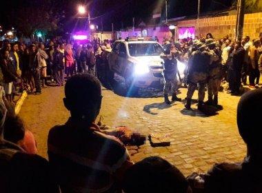 Morro do Chapéu: Garoto morre em assalto e moradores invadem delegacia e matam acusado