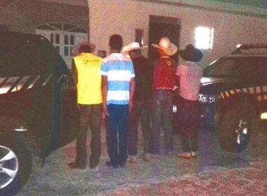 São José do Jacuípe: Força-tarefa resgata sete homens em situação análoga a escravidão