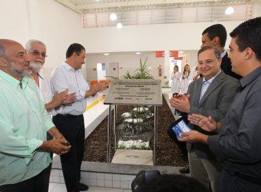 Teixeira de Freitas: Governo do Estado inaugura Centro especializado em reabilitação