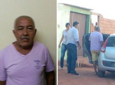 Idoso é preso suspeito de estuprar menina de 6 anos em Livramento de Nossa Senhora