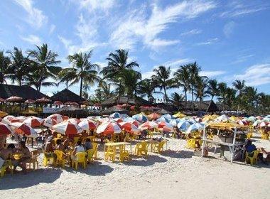 Ilhéus: Notificação determina derrubada de cabanas de praia