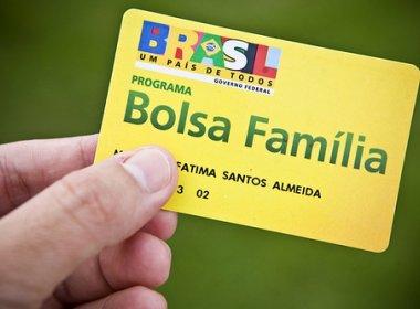 Feira: Bolsa Família já cancelou 15 mil benefícios desde 2013