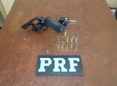Luís Eduardo Magalhães: Quatro jovens são presos portando arma de fogo