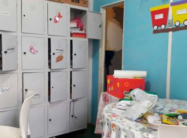 Barreiras: Escola municipal é alvo de vandalismo