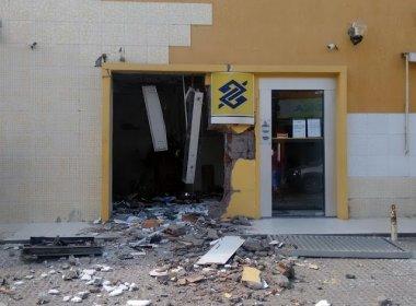 Polícia prende sete acusados de roubo a banco em Paulo Afonso e Glória
