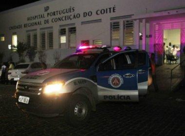 Coité: Corpos de adolescentes mortos em suposto confronto com policiais são enterrados