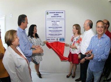 Com novas unidades, Governo ultrapassa 100% de cobertura de saúde em Euclides da Cunha
