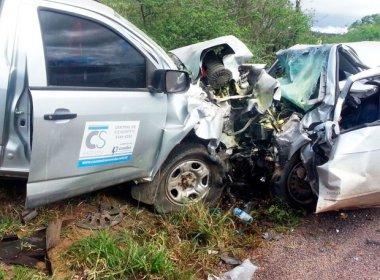 Jaguarari: Acidente deixa quatro mortos e dois gravemente feridos