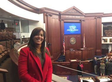 Quitéria realiza palestra nos EUA sobre projetos municipalistas da Bahia
