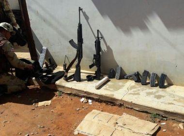 Três acusados de assaltar banco em Boa Nova morrem em confronto com a polícia