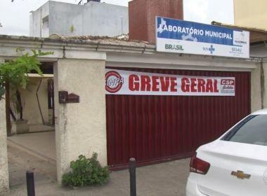 Alagoinhas: Creches e postos seguem fechados e greve completa 10 dias