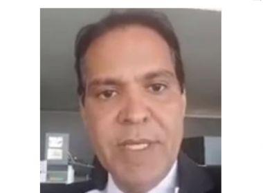 Imbassahy impede entrada da UPB em reunião com Temer, acusa Eures Ribeiro