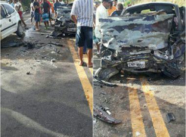 Sobrevivente morre executado em ambulância após acidente com 3 vítimas fatais