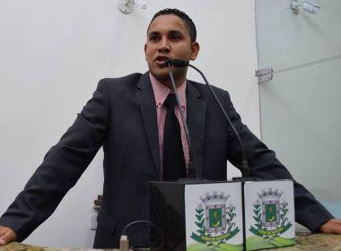 Vereador de Feira recua em denúncia de venda de drogas na Câmara: 'Acabei me precipitando'