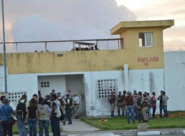 Feira: Comissão apura conivência de funcionários de presídio em rebelião de 2015
