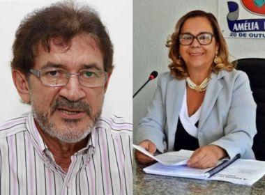 Amélia Rodrigues: TCM rejeita contas de ex-prefeito e de ex-presidente da Câmara