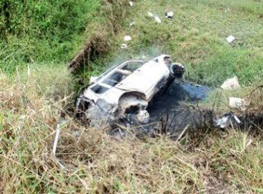 Médico morre em acidente na BR-101