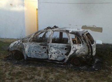 Jandaíra: Viaturas são incendiadas e prefeito diz que não tem policial há dois anos