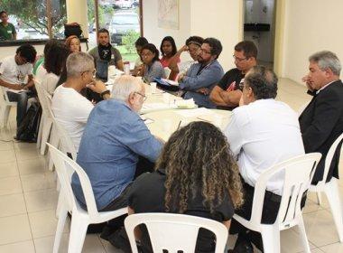 Governador encaminha projeto de redistribuição de cargos dos professores