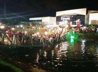 Ponte cai durante baile no Recife e deixa mais de 50 feridos