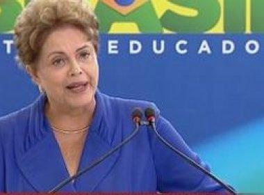 Lula 'é objeto de grande injustiça', afirma Dilma sobre denúncias contra o ex-presidente