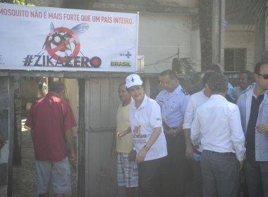 Rio 2016: Dilma aposta em sucesso 'considerável' no combate ao Aedes