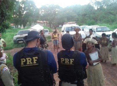 Equipe da Coelba é feita refém em assentamento Kariri em São Desidério