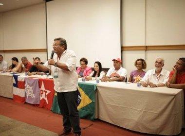 PT confirma Luiz Caetano como pré-candidato à prefeitura de Camaçari