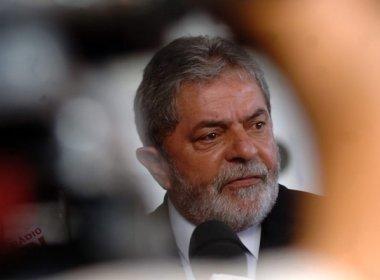 Lula entra na Justiça para tentar evitar condução coercitiva