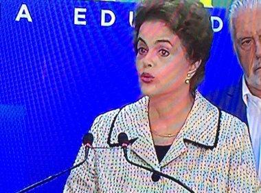 Timidamente, Dilma defende Lula e rebate acusações de delação de Delcídio