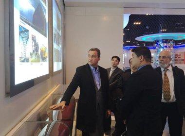 Grupo chinês vai investir na construção e operação do Porto Sul e Fiol