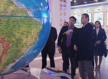 VLT, abate de jumentos e Centro de Convenções são discutidos em missão na China