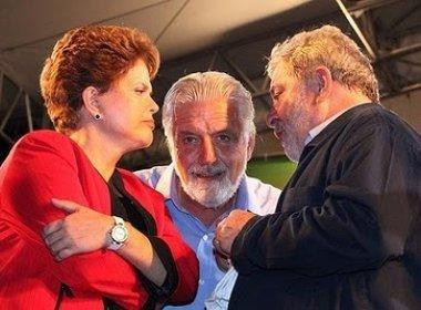 Ex-presidente Lula fica na Casa Civil; Wagner assume gabinete com status de ministro