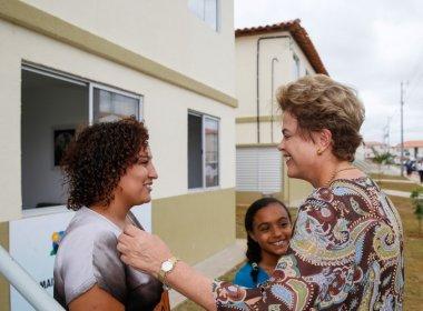 Dilma entrega casas do Minha Casa Minha Vida em Feira; vinda de Lula é aguardada
