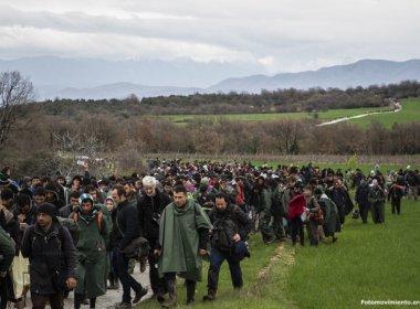 Governo brasileiro faz proposta à Alemanha para receber refugiados sírios