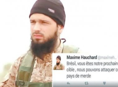 'Brasil, vocês são nosso próximo alvo', diz ameaça terrorista