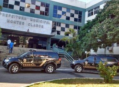 Após elogio de esposa na Câmara, PF prende prefeito de Montes Claros por fraudes