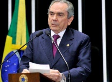 Raimundo Lira e Anastasia comandam a comissão do impeachment no Senado