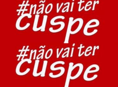 Após cuspida de José de Abreu, Lúcio inicia campanha nas redes sociais: '#nãovaitercuspe'