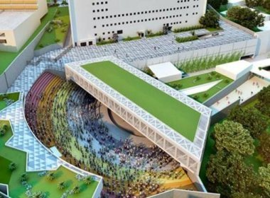 Sustentabilidade ambiental e autogestão serão marca da Nova Concha Acústica do TCA