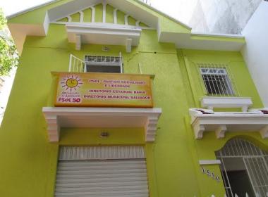 Psol inaugura nova sede no Campo Grande; Pedro Pondé se filia nesta sexta